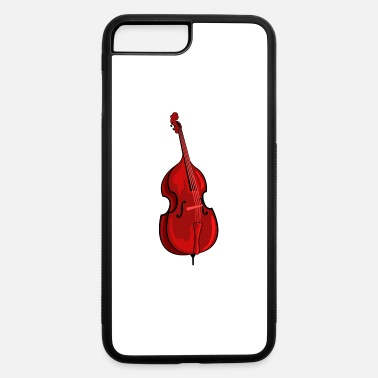 Upright Basses Double Bass - iPhone 7 & 8 Plus Case