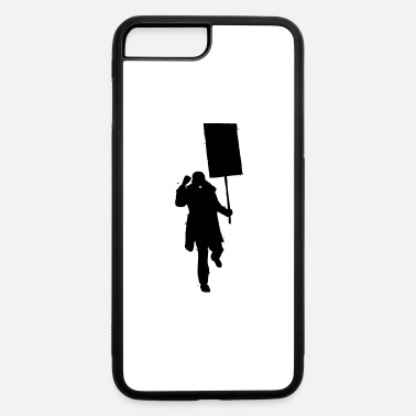 Protestant protest - iPhone 7 & 8 Plus Case