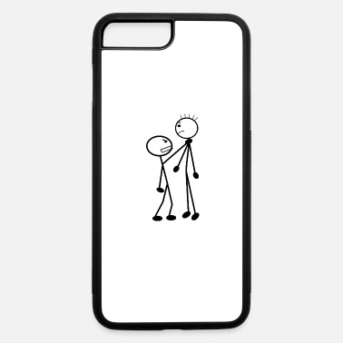 Stick Stick man, stick fight - iPhone 7 & 8 Plus Case