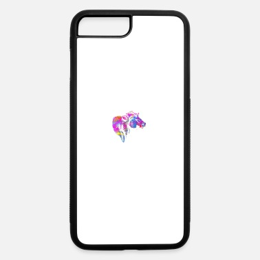 Pbr Happiness is China Shop : Love is Bull - iPhone 7 & 8 Plus Case
