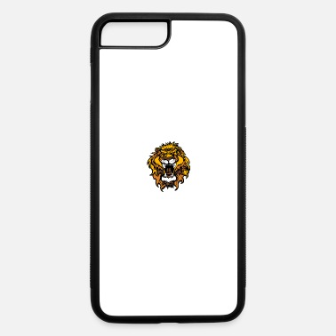 Lion Graphic - iPhone 7 Plus/8 Plus Rubber Case