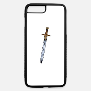 Medieval medieval sowrd - iPhone 7 Plus/8 Plus Rubber Case