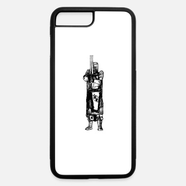 Medieval Medieval Knight - iPhone 7 Plus/8 Plus Rubber Case
