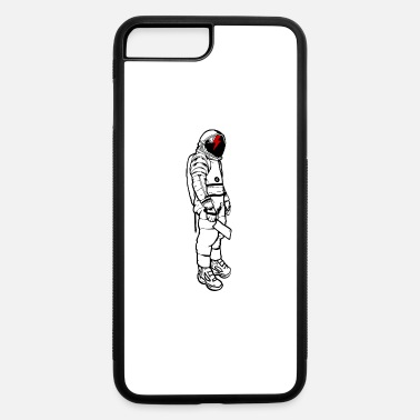 Spacesuit Astronaut Lightning Knife Spacesuit - iPhone 7 & 8 Plus Case