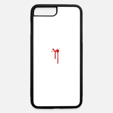 Bloody Bloody - iPhone 7 Plus/8 Plus Rubber Case