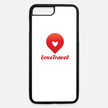 Travel love Travel - iPhone 7 & 8 Plus Case