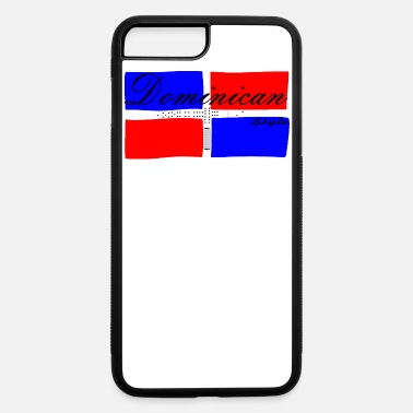 Dominican style - iPhone 7 Plus/8 Plus Rubber Case