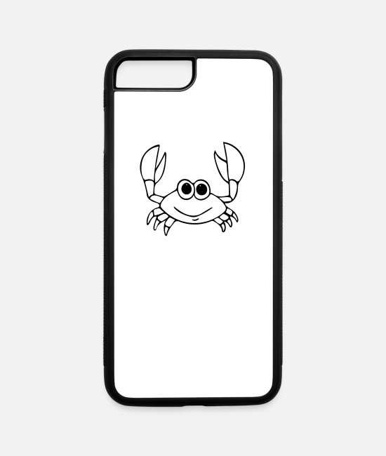 Water iPhone Cases - Animal - iPhone 7 & 8 Plus Case white/black