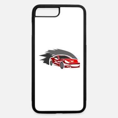 Streaker Car Sports Car Streaker Speed Tuning Gift - iPhone 7 & 8 Plus Case