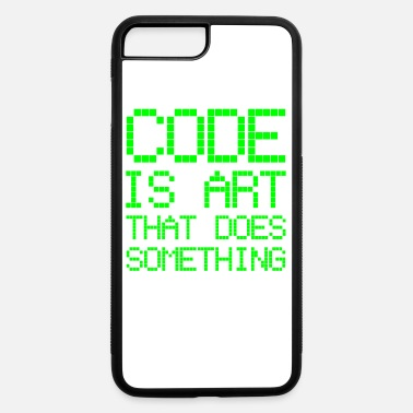 Code Coding Code Programming - iPhone 7 & 8 Plus Case