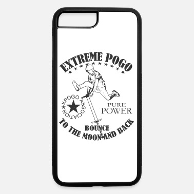 Pogo Pogo stick Shirt - iPhone 7 & 8 Plus Case