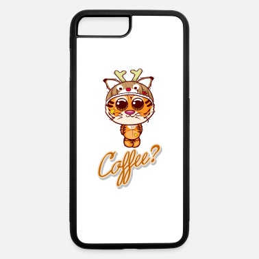 Coffee Sweet coffee Cat - do you like coffee? - iPhone 7 & 8 Plus Case