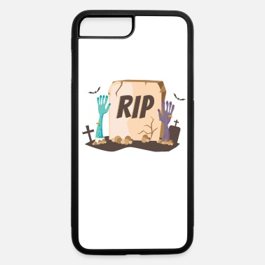 Halloween Design for grave Lovers - iPhone 7 & 8 Plus Case