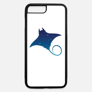 Comet Space flying squirrels - iPhone 7 & 8 Plus Case
