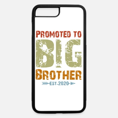 Brother Vintage Promoted to Big Brother Est 2020 - iPhone 7 & 8 Plus Case