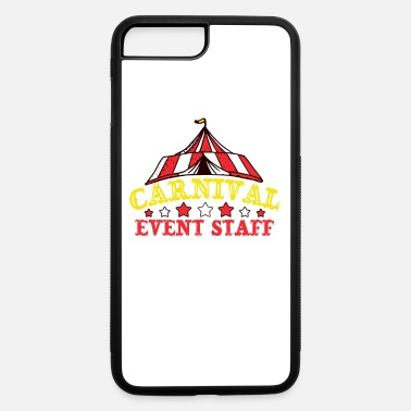 Uncle Carnival Event Staff Circus Tent Funny Gifts - iPhone 7 & 8 Plus Case