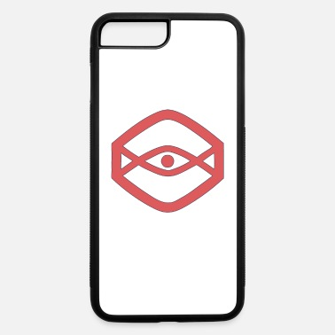 Augmented Augmented Reality - AR Symbol - Future Technology - iPhone 7 & 8 Plus Case