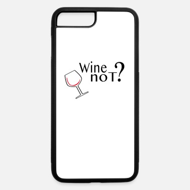 Wine Red Wine Wine Glass Funny Wine Festival Gift - iPhone 7 & 8 Plus Case