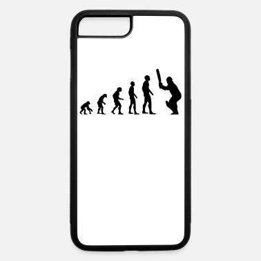 Kid Cricket Player Fans Cricket Evolution Gift - iPhone 7 & 8 Plus Case