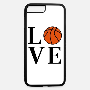 Basketball Love - iPhone 7 & 8 Plus Case