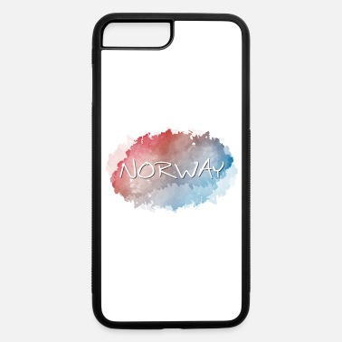 Norway Norway - iPhone 7 Plus/8 Plus Rubber Case