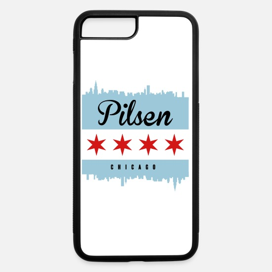 Neighborhood iPhone Cases - Pilsen - iPhone 7 & 8 Plus Case white/black