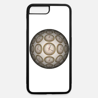 Clock Clocks - iPhone 7 Plus/8 Plus Rubber Case