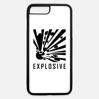 Explosion Explosive - iPhone 7 Plus/8 Plus Rubber Case