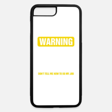 Injury Warning To Avoid Injury - iPhone 7 & 8 Plus Case