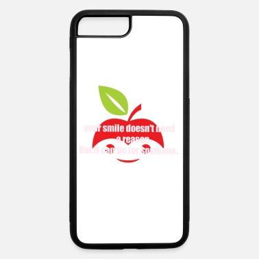 Smile and goodness message - iPhone 7 & 8 Plus Case