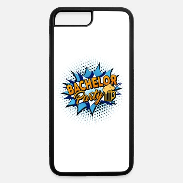 D0010079b Junggesellenabschied Bachelor Party Team - iPhone 7 & 8 Plus Case