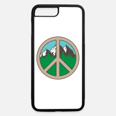 Recreational Peace Adventure Mountains Vacation Gift - iPhone 7 & 8 Plus Case