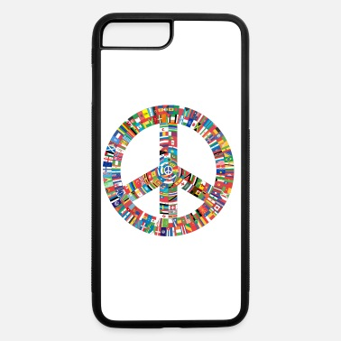 Peace to All Nations - iPhone 7 & 8 Plus Case