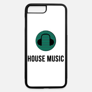 Drum'n'bass house music lover art design - iPhone 7 & 8 Plus Case