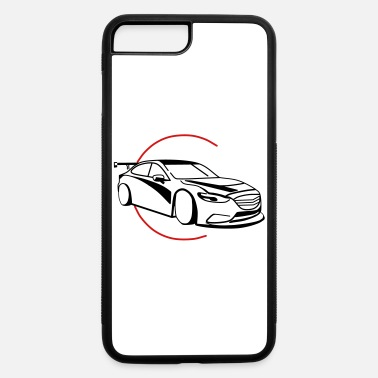Renner Car,Renner,Sportscar,Vehicle,V8 - iPhone 7 & 8 Plus Case