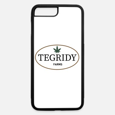Lampin 22nd Century Movies & TV Tegridy Farms Farming - iPhone 7 & 8 Plus Case