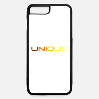 One Of A Kind UNIQUE - One of a kind - iPhone 7 & 8 Plus Case