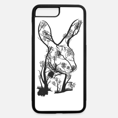 Master Lamp Rabbit Tree Master Lamp thumper Bunny Gift Idea - iPhone 7 & 8 Plus Case