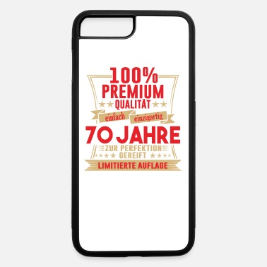Adult 70th Birthday Retro Gift Vintage 1951 70 Years - iPhone 7 & 8 Plus Case
