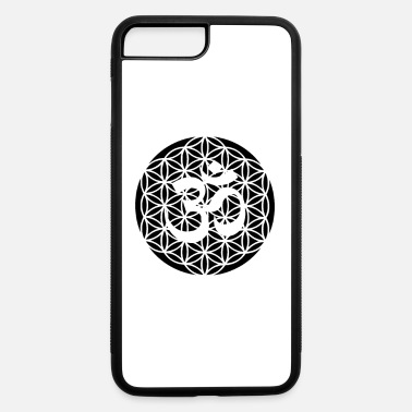 Life Flower Flower of Life Flower of Life with Om Gift Idea - iPhone 7 & 8 Plus Case
