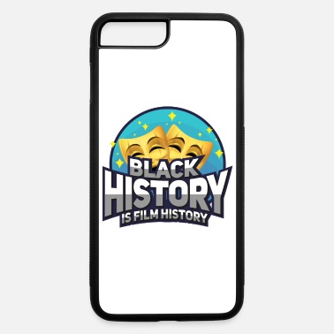 Black History Black History Film History - iPhone 7 Plus/8 Plus Rubber Case