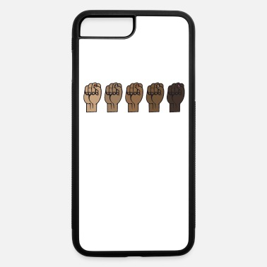 Human Melanin Human Melanin Poppin - iPhone 7 & 8 Plus Case