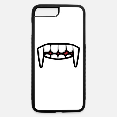 Face face mask mask face tooth mouth - iPhone 7 & 8 Plus Case