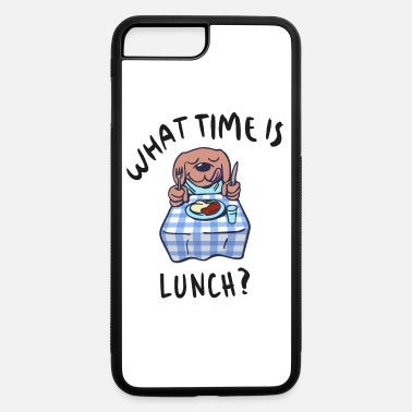 Time What time is lunch - iPhone 7 & 8 Plus Case