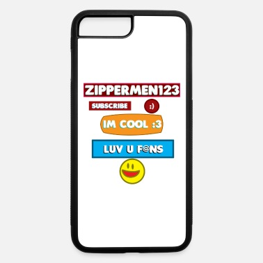 Toddler ZipperShirt for Toddler - iPhone 7 & 8 Plus Case