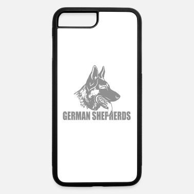German Shepherd German Shepherds - iPhone 7 & 8 Plus Case
