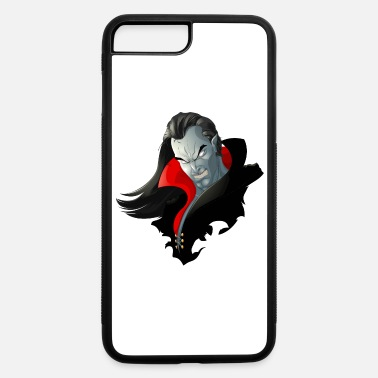 Count Royal Count Dracula Vampire Monster - iPhone 7 Plus/8 Plus Rubber Case