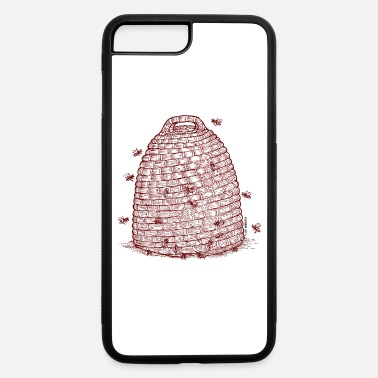 Bee Bee Skep - iPhone 7 & 8 Plus Case