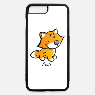 Collections Fox Collection - iPhone 7 Plus/8 Plus Rubber Case
