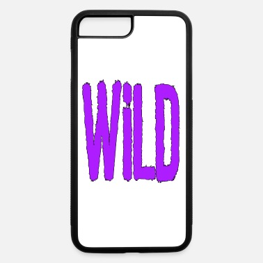 Wild Wild - iPhone 7 Plus/8 Plus Rubber Case